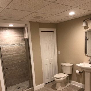 basement remodeling spring city PA